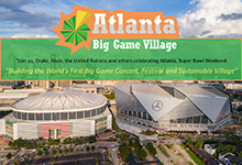 Super Bowl Atlanta Deck A
