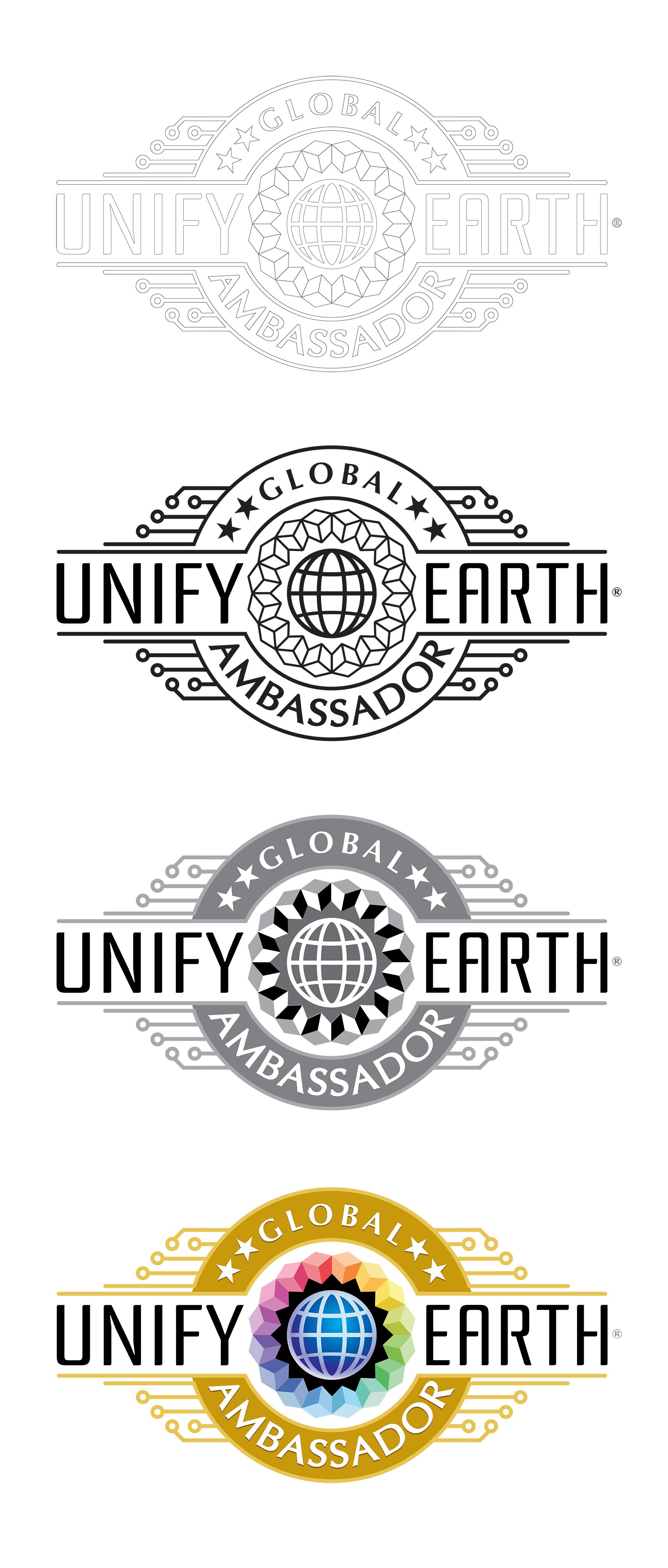 Unify Earth Ambassador Program Logo