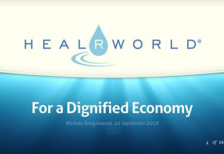 HealRWorld Deck