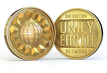 UEX Challenge Coin