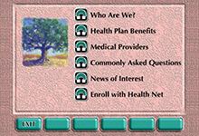 HealthNet Kiosk