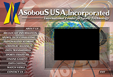 Asobous Sports Data CD