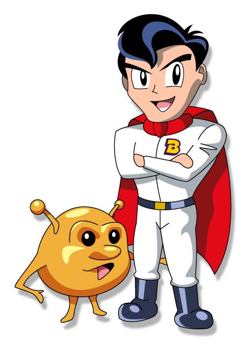Buymon Characters and Logo