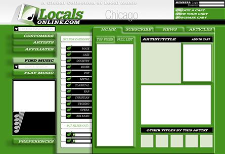 Locals Online Radio