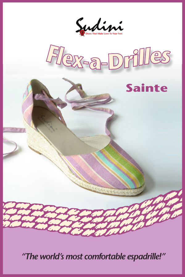 Sudini Flex-a-Drille Shoe Box Cover Art