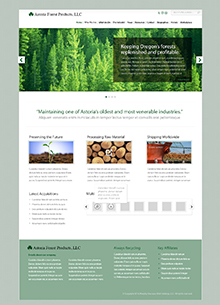 Astoria Forest Products