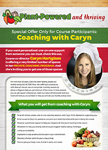 Coaching with Caryn Landing Page