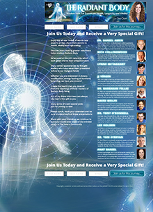 Radiant Body Summit I Landing Page
