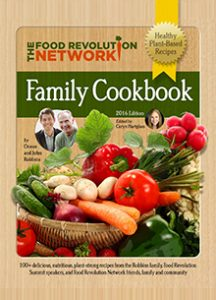 Food Revolution Cookbook