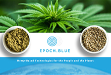Epoch Blue Cannabis