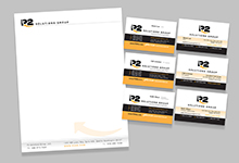 P2 Solutions Group Stationery