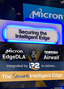 Micron Booth Video