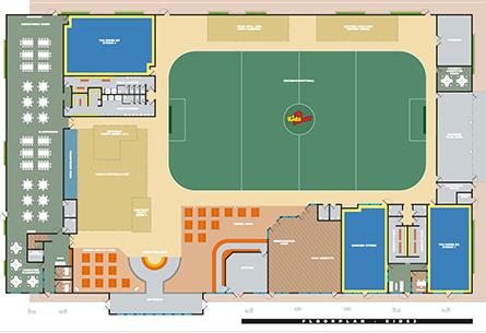 Kids2 Floor Plan Gilbert